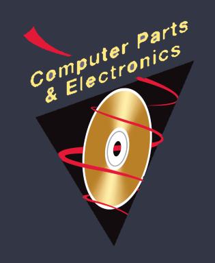 Computer Parts & Electronics Logo
